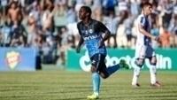 Bolaños marcou para o Grêmio sobre o Cruzeiro