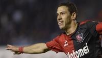 Maxi Rodriguez marcou na vitória do Newells sobre o Argentino Juniors
