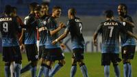 Londrina venceu o Brasil de Pelotas por 4 a 1 nesta terça-feira