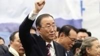 Ban Ki-moon foi indicado para liderar a Comissão de Ética do COI