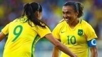 A melhor de todos os tempos, Marta, não é a melhor jogadora desta edição de FIFA