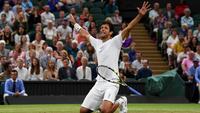 Marcelo Melo comemora conquista em Wimbledon