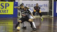 Corinthians perdeu a primeira semifinal