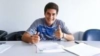 Martín Chaves ficará no Grêmio em um contrato de um ano