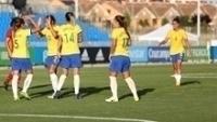 Seleção brasileira vem de vitória por 2 a 1 contra a Espanha, em Madrid, no último dia 10 de junho
