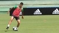 O atacante Rildo se recuperou com gol no Coritiba