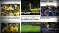 De Neymar a Tite, vitória do Brasil sobre o Paraguai é notícia na imprensa internacional