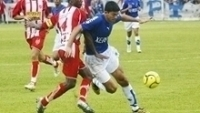 Nene Cruzeiro Villa Nova Campeonato Mineiro 04/02/2007