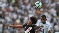 Vasco e Fluminense ficaram no empate em São Januário