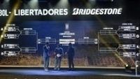 Conmebol sorteou na noite desta quarta os confrontos das oitavas da Libertadores
