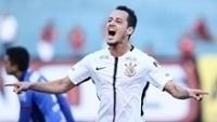 Rodriguinho fez o gol da vitória corintiana