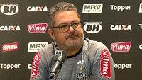 Rogério Micale é apresentado no Atlético-MG