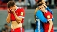 Russia Lamenta Eliminação Copa das Confederações 24/06/2017
