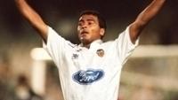 Romario Valencia Perugia Amistoso 21/08/1996
