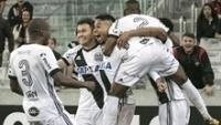 Lucca abriu o placar para Ponte Preta contra o Atlético-PR
