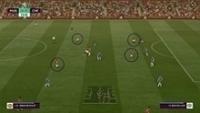 Com a bola dominada, o jogador pode ter maior tempo para decidir os próximos passos.