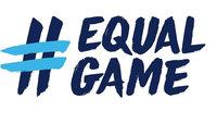 Campanha Equal Game, ou Jogo Igual, lançada pela Uefa