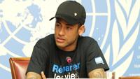 Neymar vira embaixador da