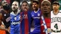 Cardápio ESPN tem Chelsea e Juventus com a mão na taça, Barça, United em semifinal e playoffs de NBA e NHL; programe-se