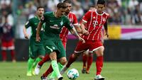 James Rodríguez entrou em campo pela 1ª vez com a camisa do Bayern