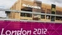 McDonald's Londres-2012 Olimpiada 02/08/2012