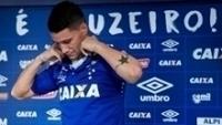 Thiago Neves Apresentação Cruzeiro 18/01/2017