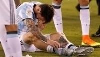 Messi, desolado com outro título perdido