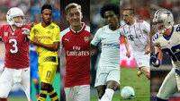 Cardápio ESPN tem Chelsea x Arsenal e Dortmund x Bayern; programe-se