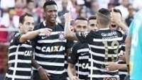 Corinthians Comemora Gol São Paulo Campeonato Paulista 26/03/2017