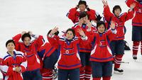 Coreia do Sul quer time conjunto de hóquei feminino com a Coreia do Norte