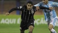 Pablo entrou em campo contra o Avaí, mas atuou apenas 13 minutos e saiu lesionado
