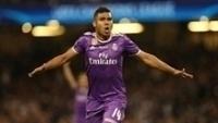 Casemiro marcou o segundo gol do Real Madrid na final