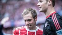 Neuer será o novo capitão do Bayern de Munique