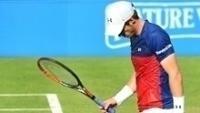 Murray batalha contra problemas físicos às vésperas de Wimbledon