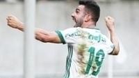 Bruno Henrique Comemora Gol Palmeiras Sport Campeonato Brasileiro 23/07/2017