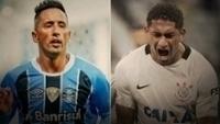 Grêmio, melhor ataque, x Corinthians, melhor defesa