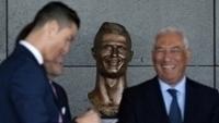 Busto foi inaugurado no Aeroporto da Madeira