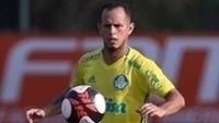 Alejandro Guerra treinou normalmente com o Palmeiras