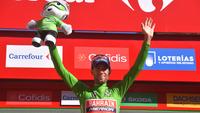Vicenzo Nibali venceu a terceira etapa da Vuelta a España