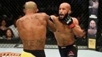 Brasileiro Wilson Reis foi última vítima de Demetrious Johnson
