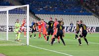 O CSKA deu um grande passo aos playoffs da Champions League