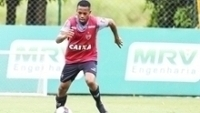 Robinho Treino Atletico-MG 22/02/2017