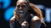 Serena passou por Barbora Strycova nas oitavas de final na Austrália