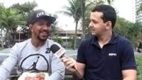 MMA Live Brasil: Promessa do RFA, Raoni Barcellos revela indicações de Glover e espera chance no UFC