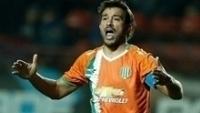 Darío Cvitanich não conseguiu evitar o título do Boca Juniors