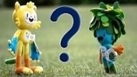 Perfil no Twitter de Tóquio 2020 perguntou aos mascotes da Rio 2016 quem gostariam de ter como colega
