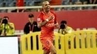 Diego Tardelli tem seis gols em seis jogos pelo Chinês