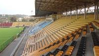 O estádio Raulino de Oliveira, em Volta Redonda