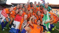 Holanda é campeã da Euro feminina pela primeira vez