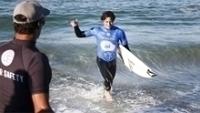 Yago Dora, na etapa do Rio de Janeiro do Mundial de surfe